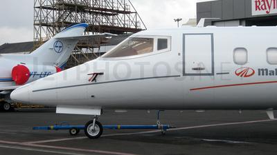 VT-MAM - Bombardier Learjet 60XR - Private