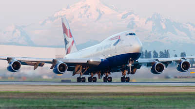 G-BNLZ - Boeing 747-436 - British Airways
