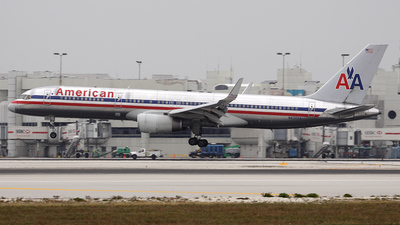 A picture of N632AA -  - [] - © Bruce Leibowitz