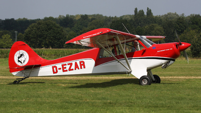 D-EZAR - Aviat A-1 Husky - Private
