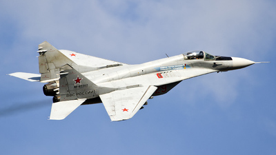 RF-92262 - Mikoyan-Gurevich MiG-29SMT Fulcrum C - Russia - Air Force