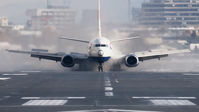 G-DOCZ - Boeing 737-436 - British Airways