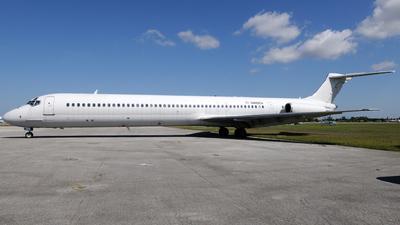 A picture of N982CA - McDonnell Douglas MD83 - [49415] - © Radek Oneksiak