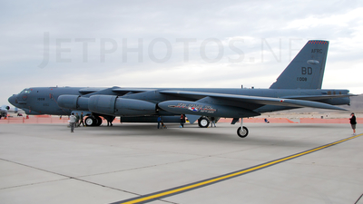 61-0008 - Boeing B-52H Stratofortress - United States - US Air Force (USAF)