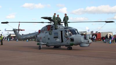 ZD266 - Westland Lynx HMA.8SRU - United Kingdom - Royal Navy