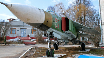 57 - Mikoyan-Gurevich MiG-23 Flogger - Soviet Union - Air Force