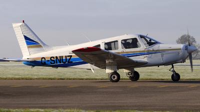 G-SNUZ - Piper PA-28-161 Warrior II - Private