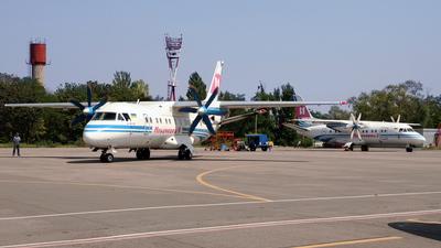 UR-14008 - Antonov An-140-100 - Ilyich Avia