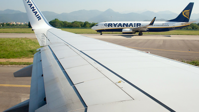 EI-EBA - Boeing 737-8AS - Ryanair