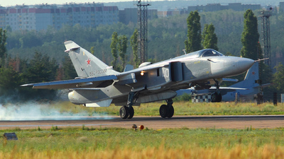 40 - Sukhoi Su-24MR Fencer - Russia - Air Force