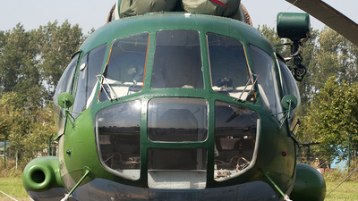 211 - Mil Mi-24D Hind D - Poland - Air Force