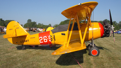 N45236 - Naval Aircraft Factory N3N-3 Yellow Peril - Private