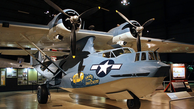 46595 - Consolidated PBY-5A Catalina - United States - US Navy (USN)