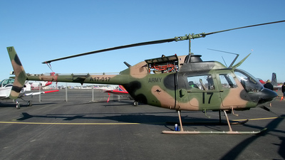 A picture of A17017 - Bell OH58A Kiowa -  - © Wal Nelowkin