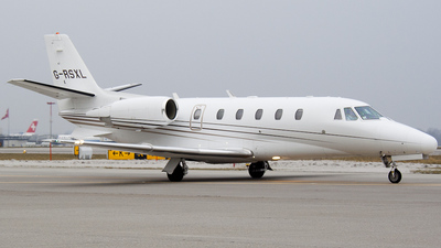 G-RSXL - Cessna 560XL Citation XLS - Private
