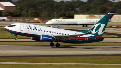N313AT - Boeing 737-7BD - airTran Airways