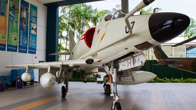 607 - Douglas A-4 Skyhawk - Singapore - Air Force