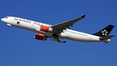 SE-REF - Airbus A330-343 - Scandinavian Airlines (SAS)
