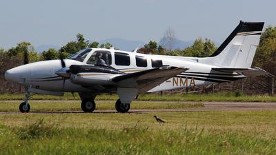 PP-NMA - Beechcraft G58 Baron - Private