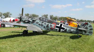 3 - Messerschmitt Bf 109G-6 - Private