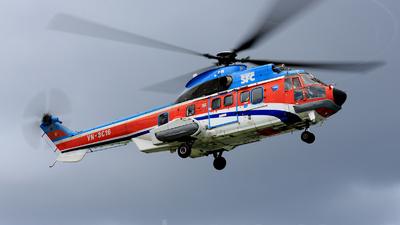 VN-8616 - Aérospatiale AS 332L2 Super Puma - Southern Service Flight Company