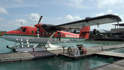 8Q-MAZ - De Havilland Canada UV-18A Twin Otter - Maldivian Air Taxi