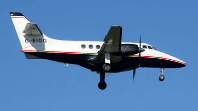 G-EIGG - British Aerospace Jetstream 31 - Linksair
