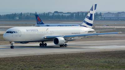 SX-BPN - Boeing 767-31A(ER) - SkyGreece Airlines