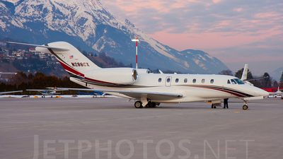 N288CX - Cessna 750 Citation X - Cessna Aircraft Company