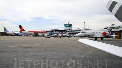 SKSM - Airport - Ramp
