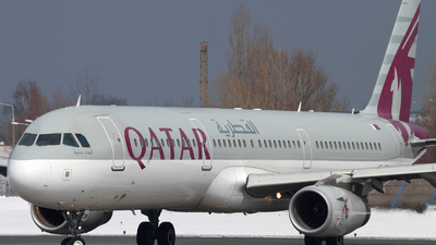 A7-ADW - Airbus A321-231 - Qatar Airways