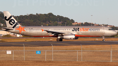 VH-VWZ - Airbus A321-231 - Jetstar Airways