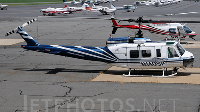 N140SP - Bell UH-1H Iroquois - United States - Georgia State Patrol
