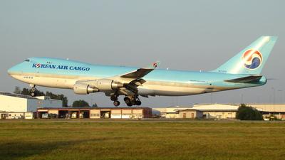HL7439 - Boeing 747-4B5ERF - Korean Air Cargo