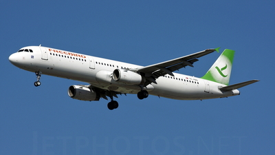 TC-FBG - Airbus A321-131 - Freebird Airlines