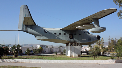 517203 - Grumman HU-16B Albatross - Greece - Air Force