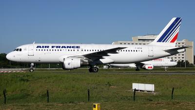 F-GFKA - Airbus A320-111 - Air France
