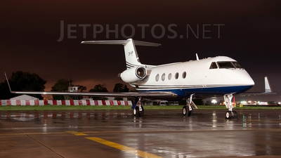 ZS-VIP - Gulfstream G-III - Private