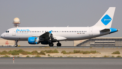 9K-CAB - Airbus A320-214 - Jazeera Airways