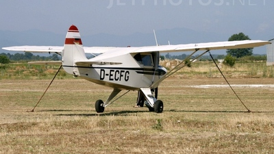 D-ECFG - Piper PA-22-108 Colt - Private