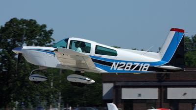 A picture of N28718 - Grumman American AA5B - [AA5B0772] - © Paul Chandler