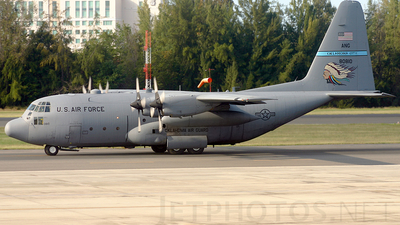 78-0810 - Lockheed C-130H Hercules - United States - US Air Force (USAF)