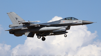 J-057 - General Dynamics F-16AM Fighting Falcon - Netherlands - Royal Air Force