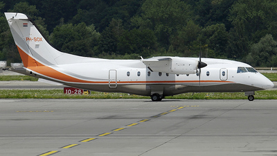 PH-SOX - Dornier Do-328-110 - Solid Air