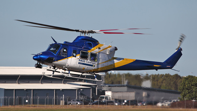 VH-XCF - Bell 412 - CareFlight Queensland