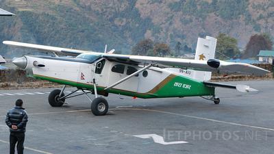 9N-AIU - Pilatus PC-6/B2-H4 Turbo Porter - Tara Air