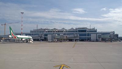 LIBD - Airport - Ramp