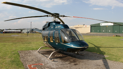 ZS-RHT - Bell 407 - Private