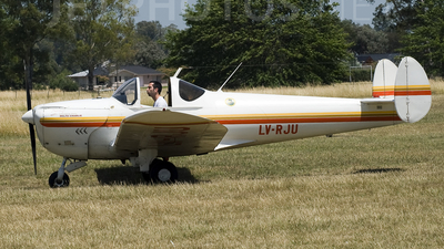 LV-RJU - Erco Ercoupe 415CD - Private