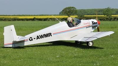 A picture of GAWMR - Druine D.31 Turbulent - [PFA 1661] - © Daniel Nicholson